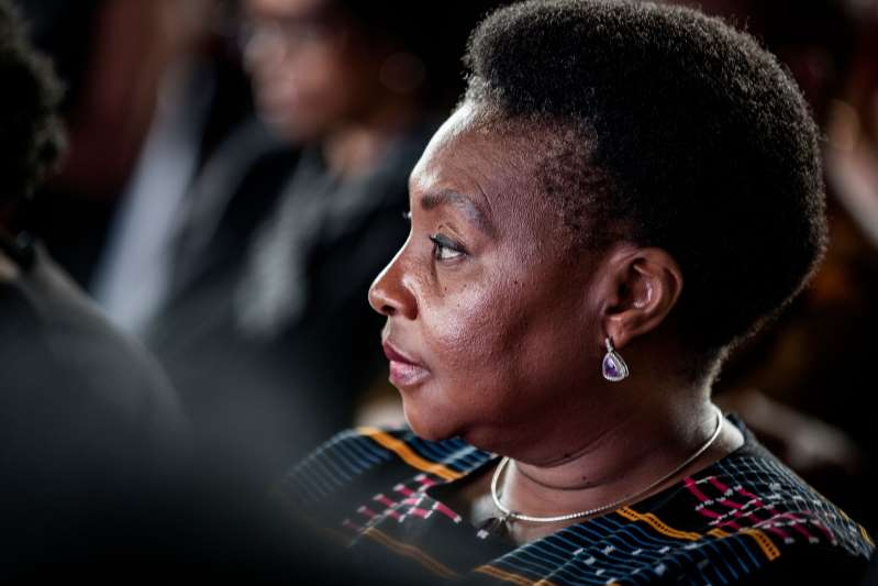 Yvonne Chaka Chaka Grateful South Africans over What Happened in Uganda
