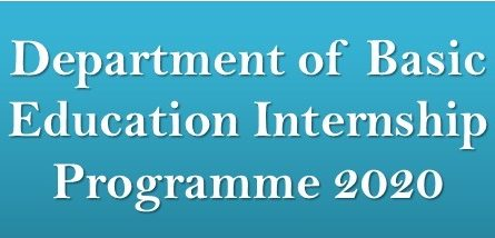 Department of Basic Education learnership programme