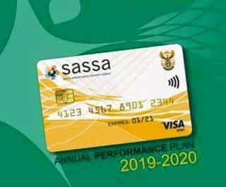 Sassa payment dates for 2020