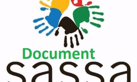 sassa documents needed for application