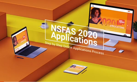 nsfas online applications guide