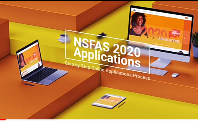 NSFAS Online Applications 2020