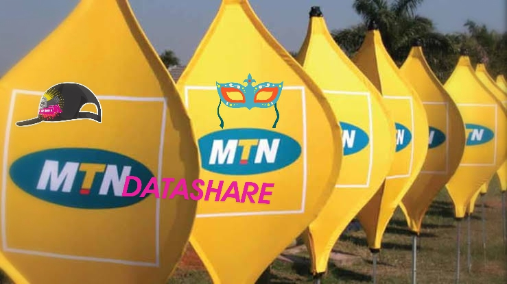 MTN Data Share and Airtime Sharing