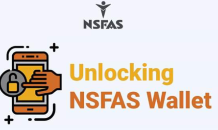 unlock nsfas wallet