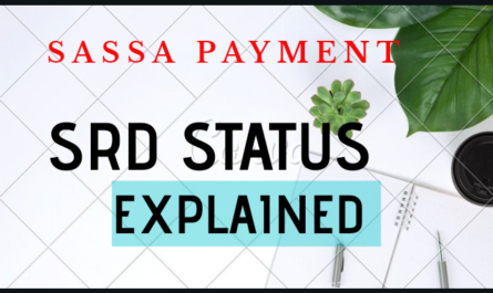 srd status explained