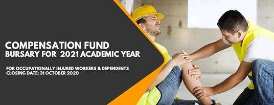 Compensation Fund Bursaries 2021 Academic Year