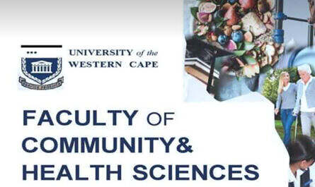 University of the Western Cape Admissions 2021