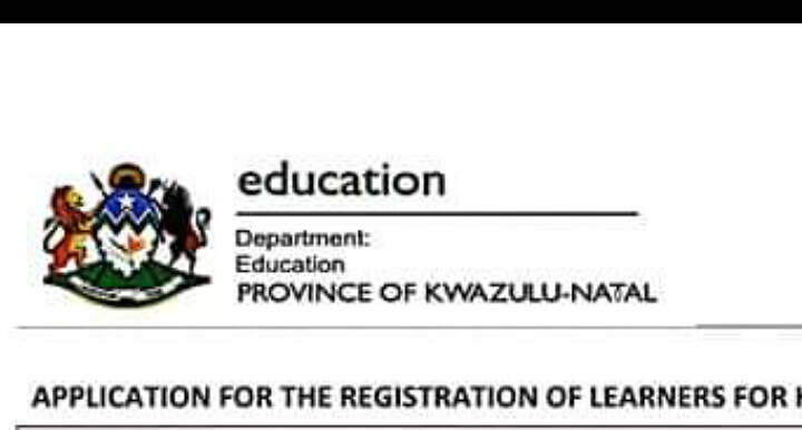 KwaZulu-Natal Home Education Application
