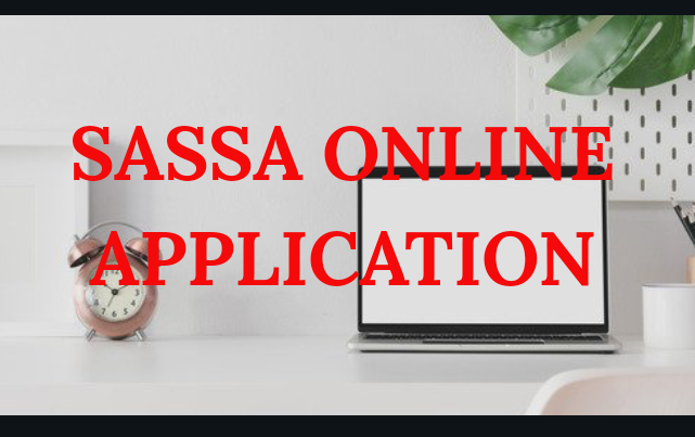 sassa online application
