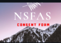 NSFAS CONSENT FORM PDF DOWNLOAD