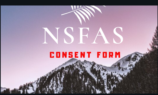 NSFAS Consent Form Download PDF- Complete Guide